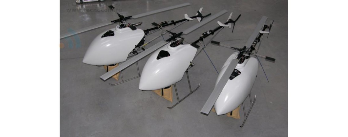 Unmanned helicopter SkyPatrol – 100