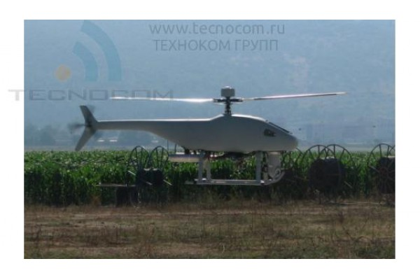 Unmanned helicopter SkyPatrol – 150
